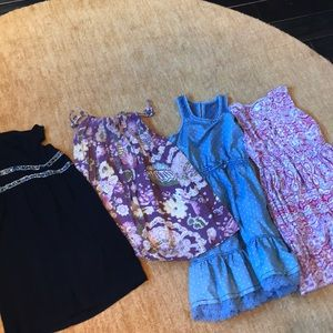 Other - Lot of 4 girls dresses